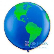 Большой шар Глобус