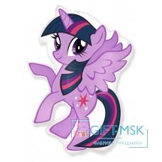 Фольгированная фигура My Little Pony Лошадка Искорка