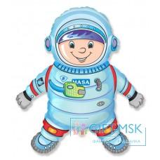 Фольгированная фигура Космонавт NASA