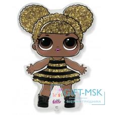 Фольгированная фигура Кукла LOL Сияющая Королева