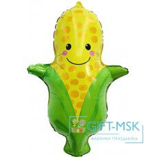 Фольгированная фигура Кукуруза