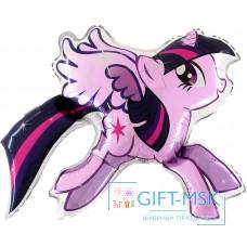 Фольгированная фигура My Little Pony Искорка
