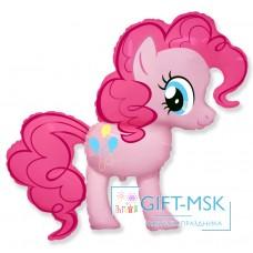 Фольгированная фигура My Little Pony Лошадка Пинки Пай