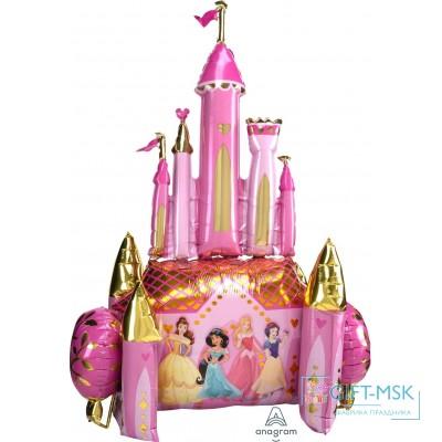 Ходячая Фигура Сказочный Замок Принцессы Диснея