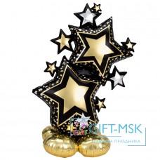 Ходячая фигура Звезды Black&Gold