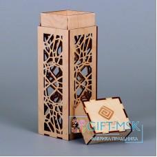Коробка для бутылки 10006