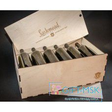 Ящик для бутылок 10007