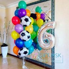 Сет из шаров на детский день рождения