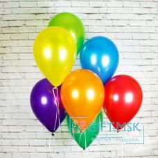 Гелиевые шары Ассорти